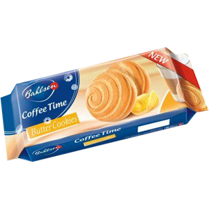 Butter cookies coffee time Bahlsen 150g