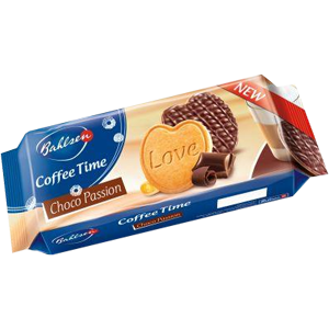 Choco passion coffee time Bahlsen 143g