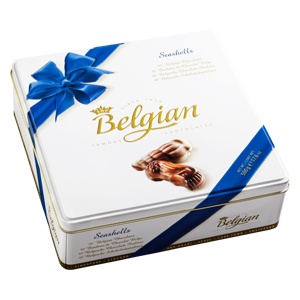 Belgian seashells