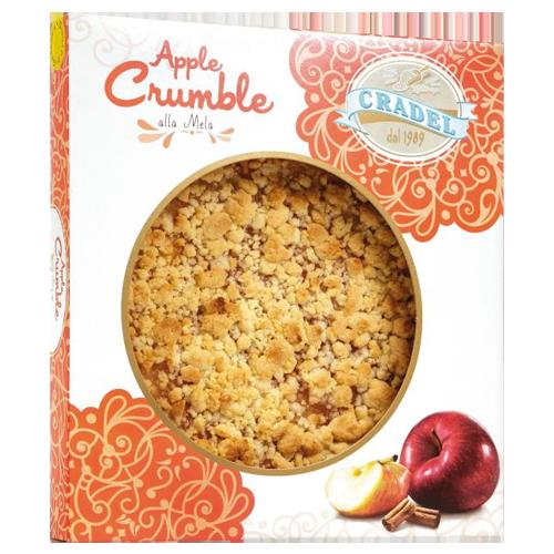 Apple Crumble tart Cradel 350g